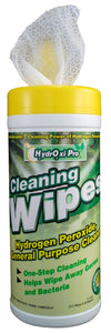HPCW35 Hydroxi-Pro Cleaning Wipes - Industrial Strength