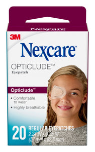 Nexcare™ Opticlude™ Eye Patch Nexcare™ Opticlude™ Regular Adhesive - PK/3  (15392000)