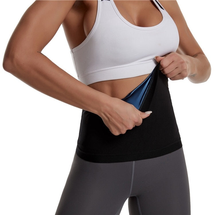 Women Hot Body Fat Burning Sweat Sauna Shaper
