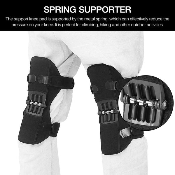 Knee Joint Support Boosters  - Helps Arthritis, Lifting, Running & More!