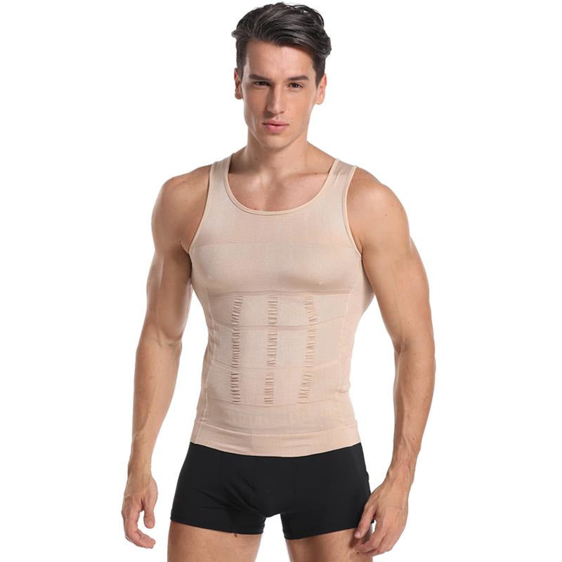 Men's Belly Shaper - Great For Work Attire