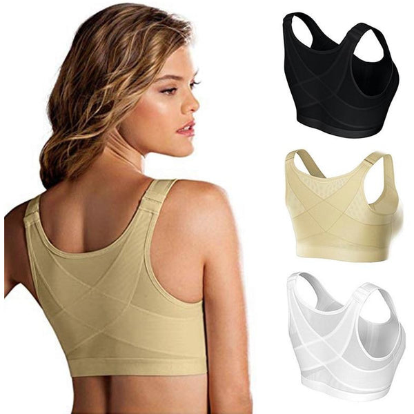 Post Surgery Recovery Bra with Posture Support