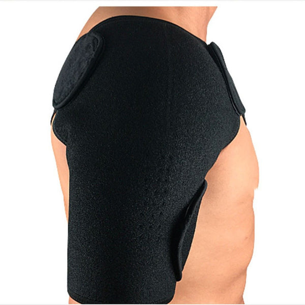 Shoulder Support Brace - Compression Support Strap ~ Relieve Shoulder Pain!