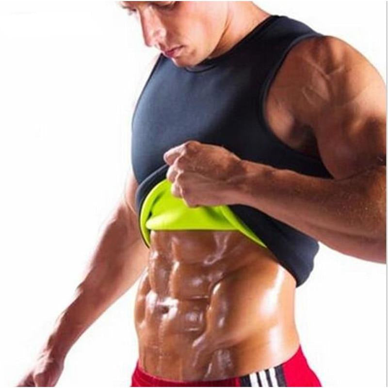 Men's Waist Trainer Sauna Vest