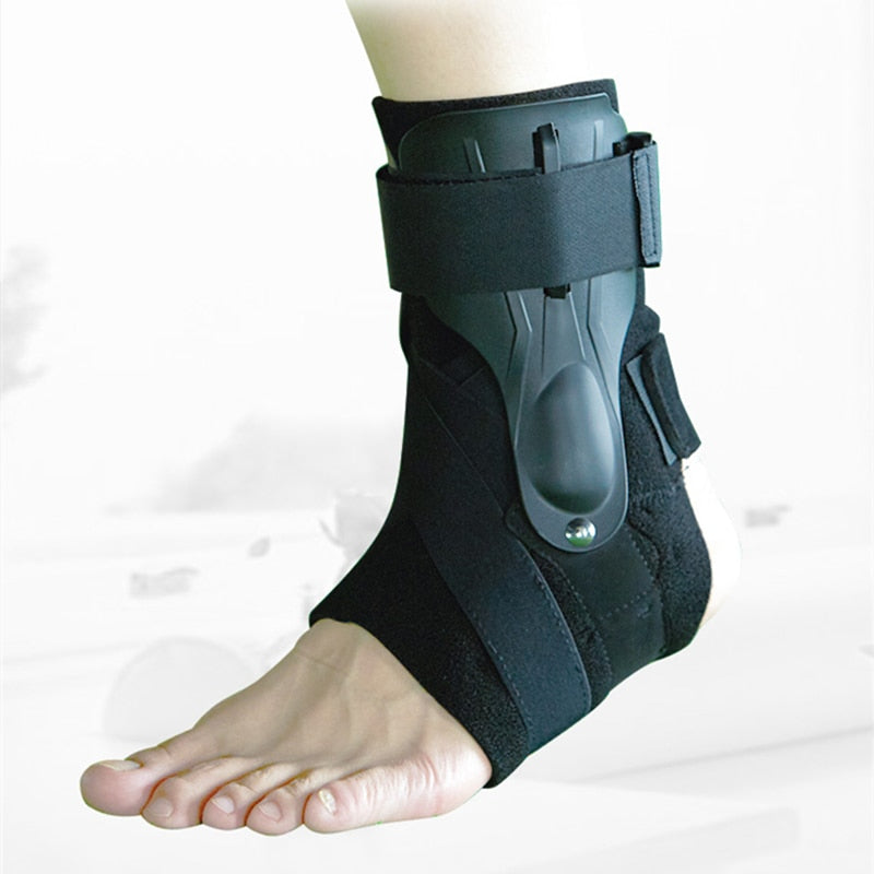 Adjustable Premium Ankle Protector - Highly Recommended By Doctors (Free Gift Included)