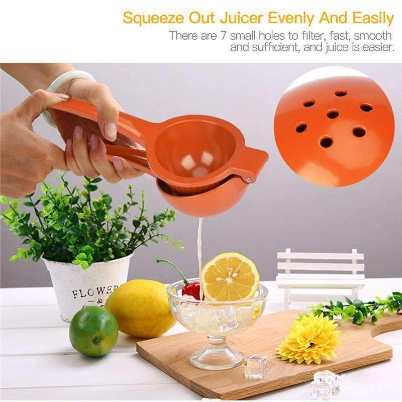 Aluminium Alloy Manual Juicer Orange Lemon