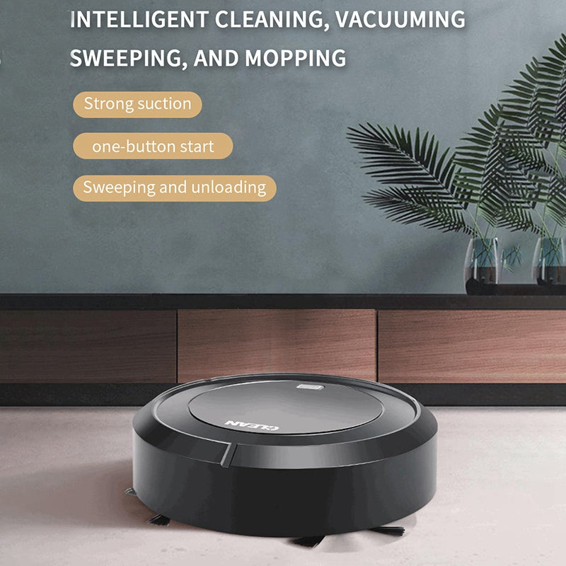 Automatic Sweeping Robot Vacuum Cleaner