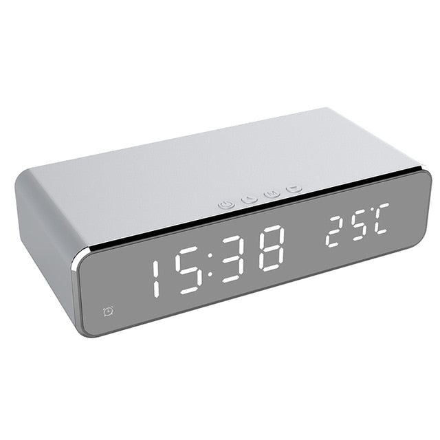 Digital Clock and Fast Charger