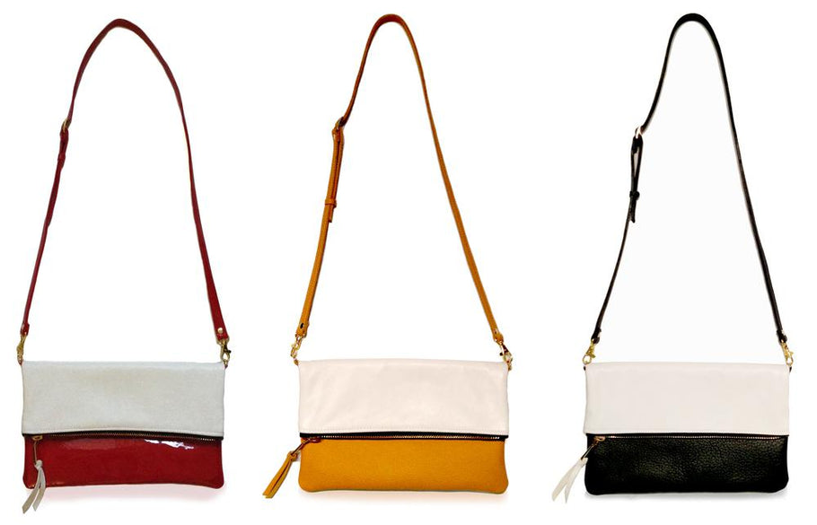 ~~New two tone crossbody bags~~