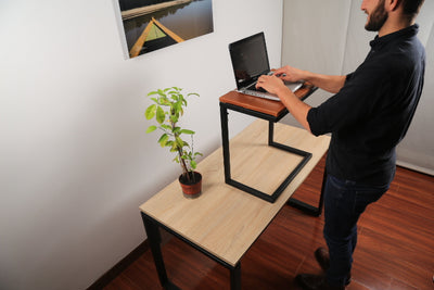 Productive Adjustable Table