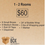 Image of 1 Room - 2 Rooms Moving Kit