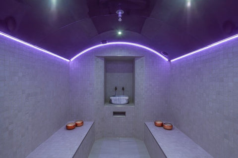 The Alchemist Spa Steam Room