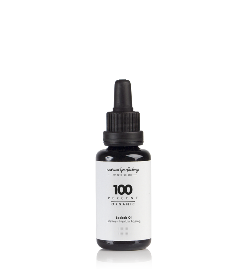 Organic Baobab Oil (30ml) - Vegan Friendly