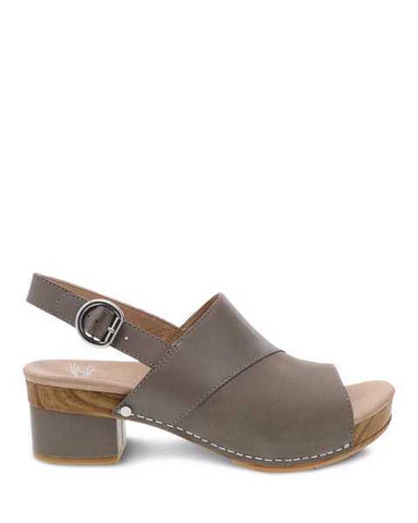 Dansko Madalyn Stone Burnished Calf