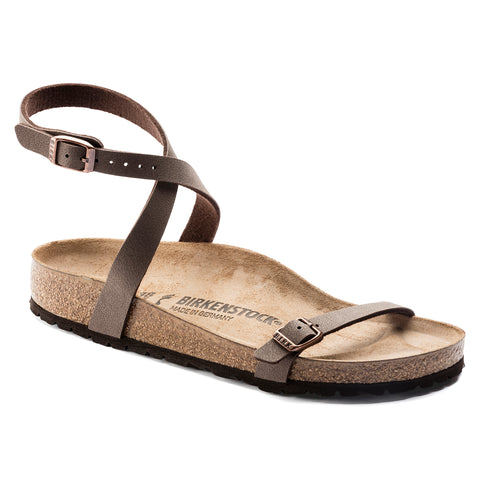 Birkenstock Daloa Mocca Narrow Fit