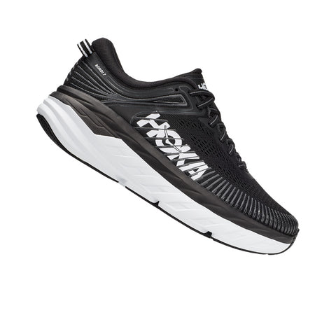 Hoka W Bondi 7 Black/White
