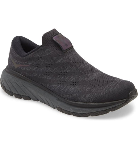 Hoka W Cavu 3 Slip Black/Dark Shadow
