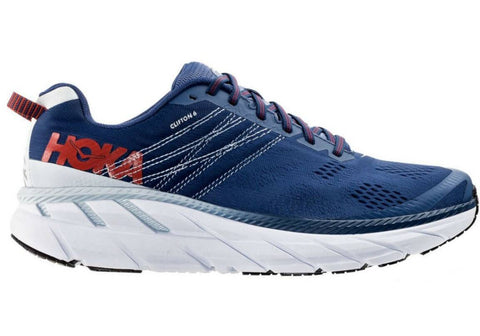 Hoka M Clifton 6 Ensign Blue/Plein Air