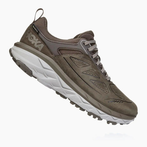 Hoka W Challenger Low Gore-Tex Major Brown/Heather