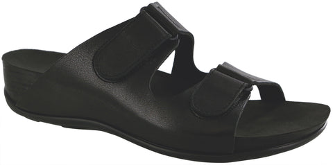 SAS Seaside Sandal Gravity (Black)