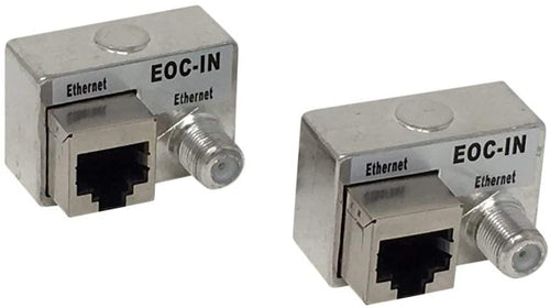 EnConn-EOC-IN-F Ethernet over Coax