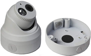 Kenuco Junction Box/Mounting Base Hikvision Turret Camera DS-2CD23x2