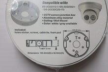 Load image into Gallery viewer, Kenuco Junction Box/Mounting Base Hikvision Turret Camera DS-2CD23x2