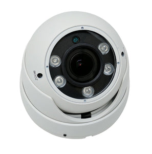 X59 5MP Varifocal Lens Eyeball