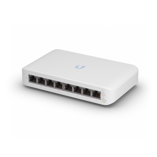 Ubiquiti Networks USW-Lite-8-POE UniFi Switch Lite 8 PoE