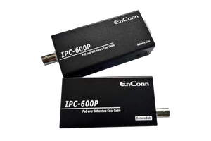 EnConn IPC-600P PoE over Coax