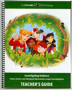 Investigating Evidence Teacher's Guide