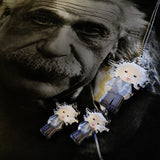 Einstein - LOCAL ARTIST - Pendant/Earrings