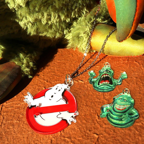 Ghost Busters - Pendant/Earrings