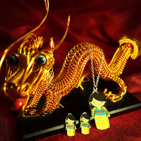 Princess Mulan - Pendant/Earrings