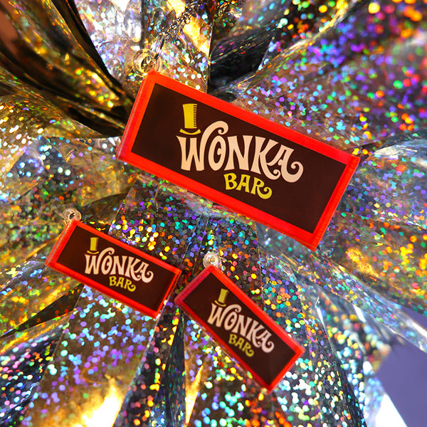Wonka Bar - Pendant/Earrings