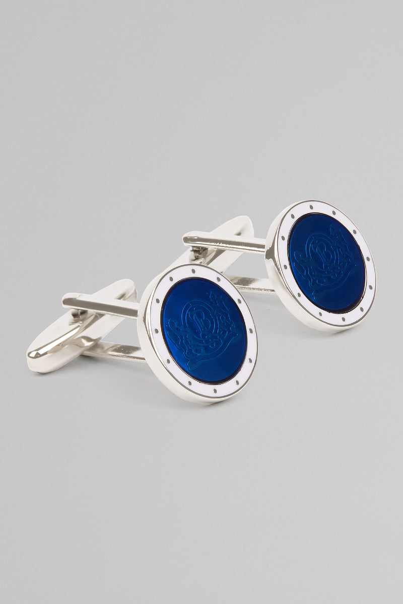 Colourful Cufflinks With Logo