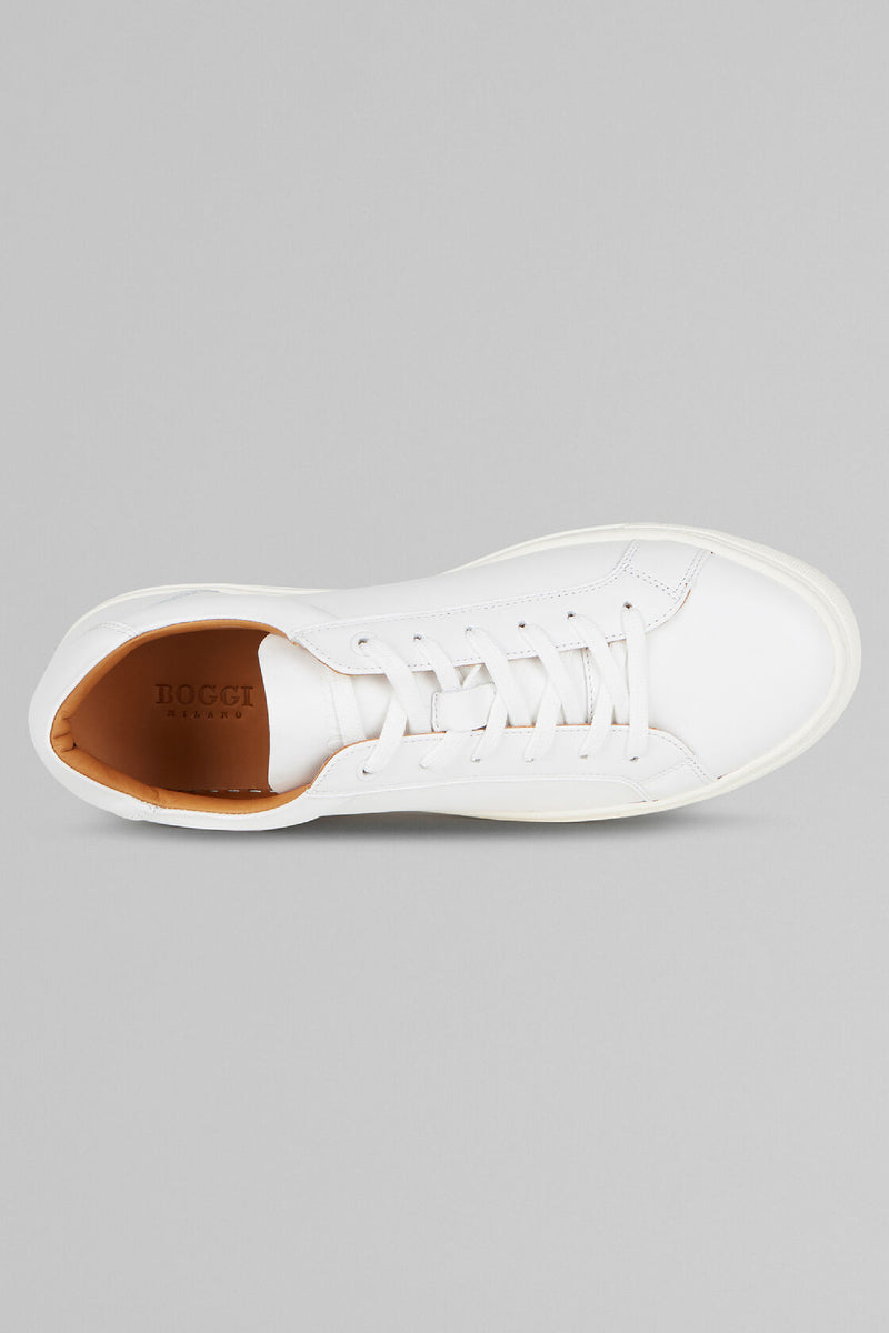 Smooth Leather Trainers