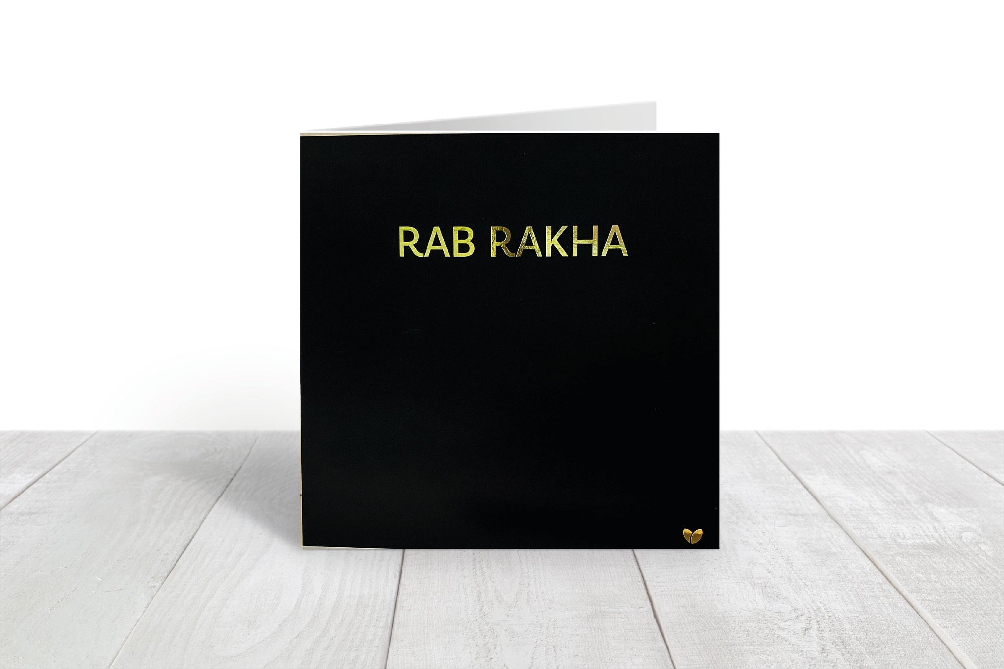 Rab rakha greeting card - Sikh quotes - Punjabi greeting card - May God Protect you