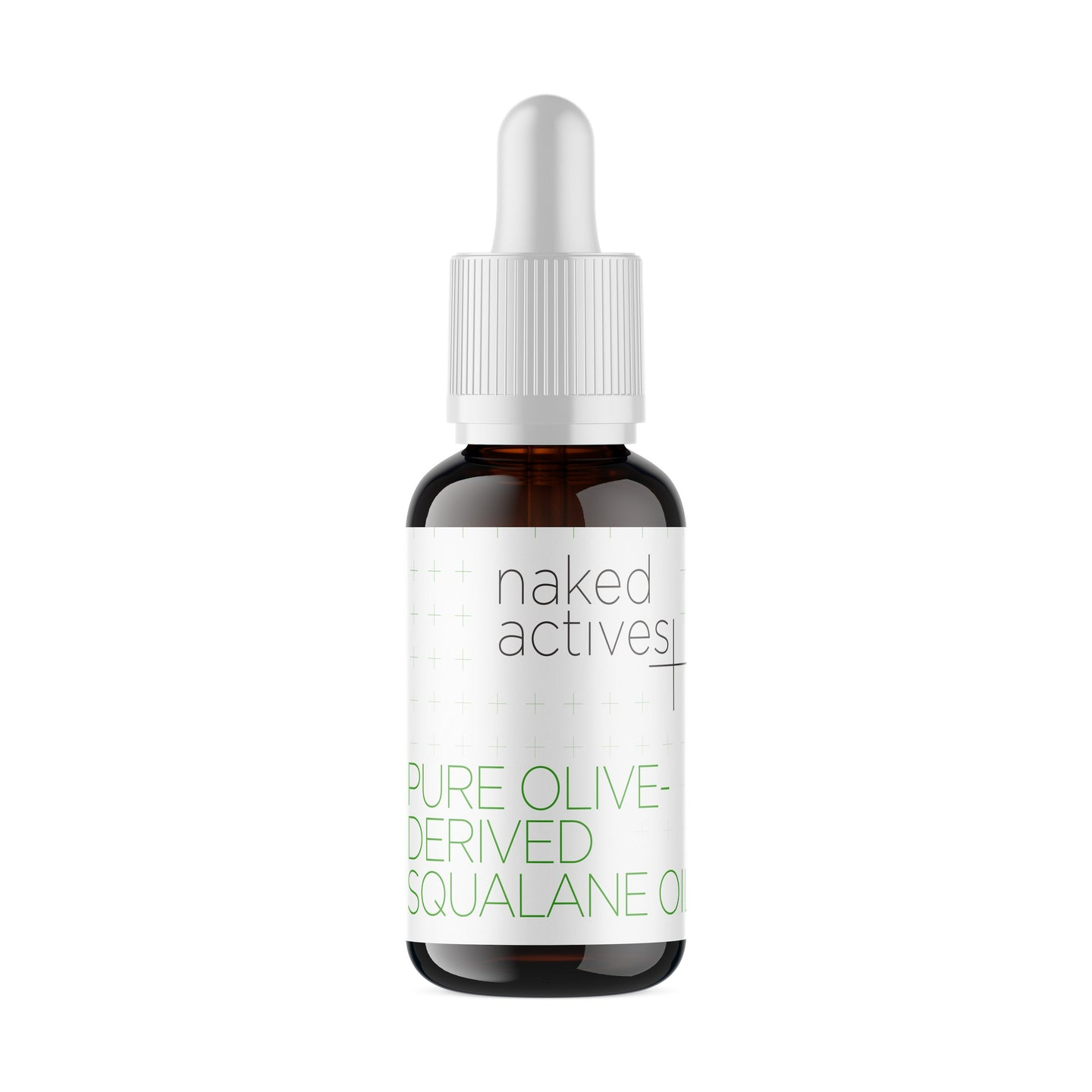Naked Actives Squalane Oil.  Pure Olive Derived Serum