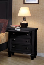 Load image into Gallery viewer, Copy of Sandy Beach Bedroom in Black