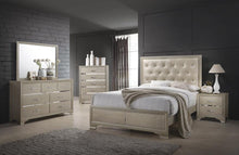 Load image into Gallery viewer, Beaumont Bedroom in Champagne