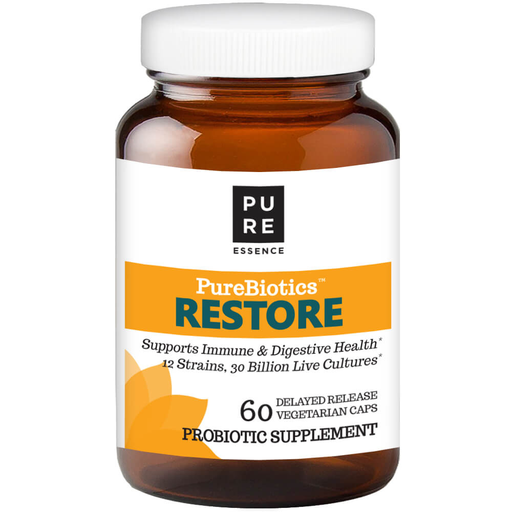 PureBiotics Restore (60 Count)