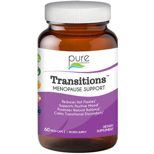 Transitions - Herbal Menopause Relief