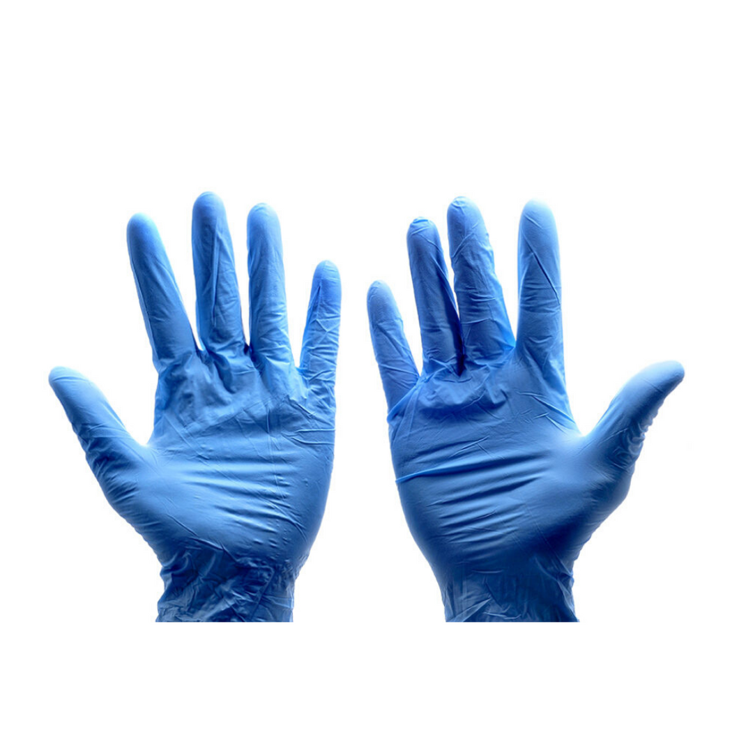 Nitrile Powder Free Gloves