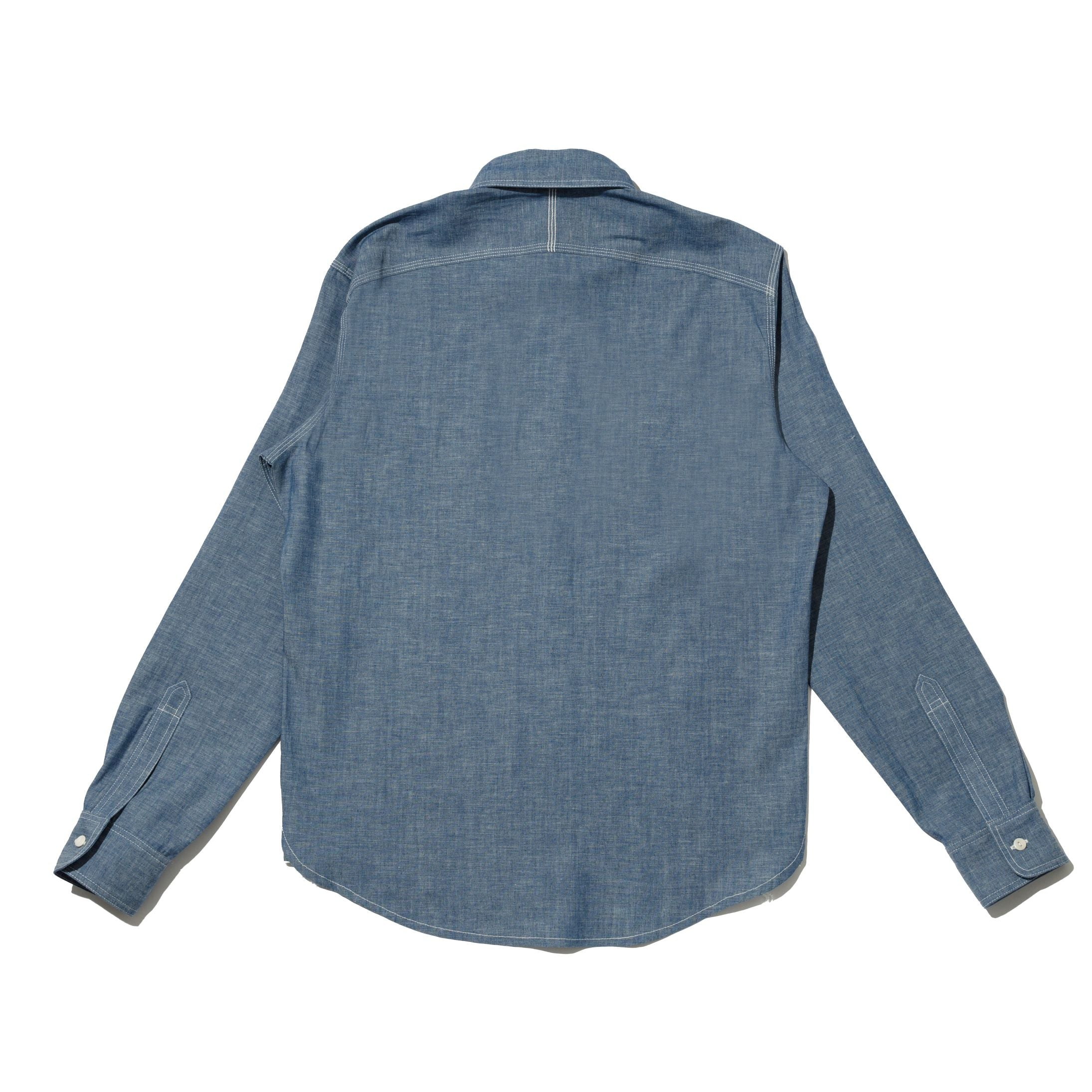 Dawson Denim x Triplstitched Workwear Shirt - 5oz Chambray