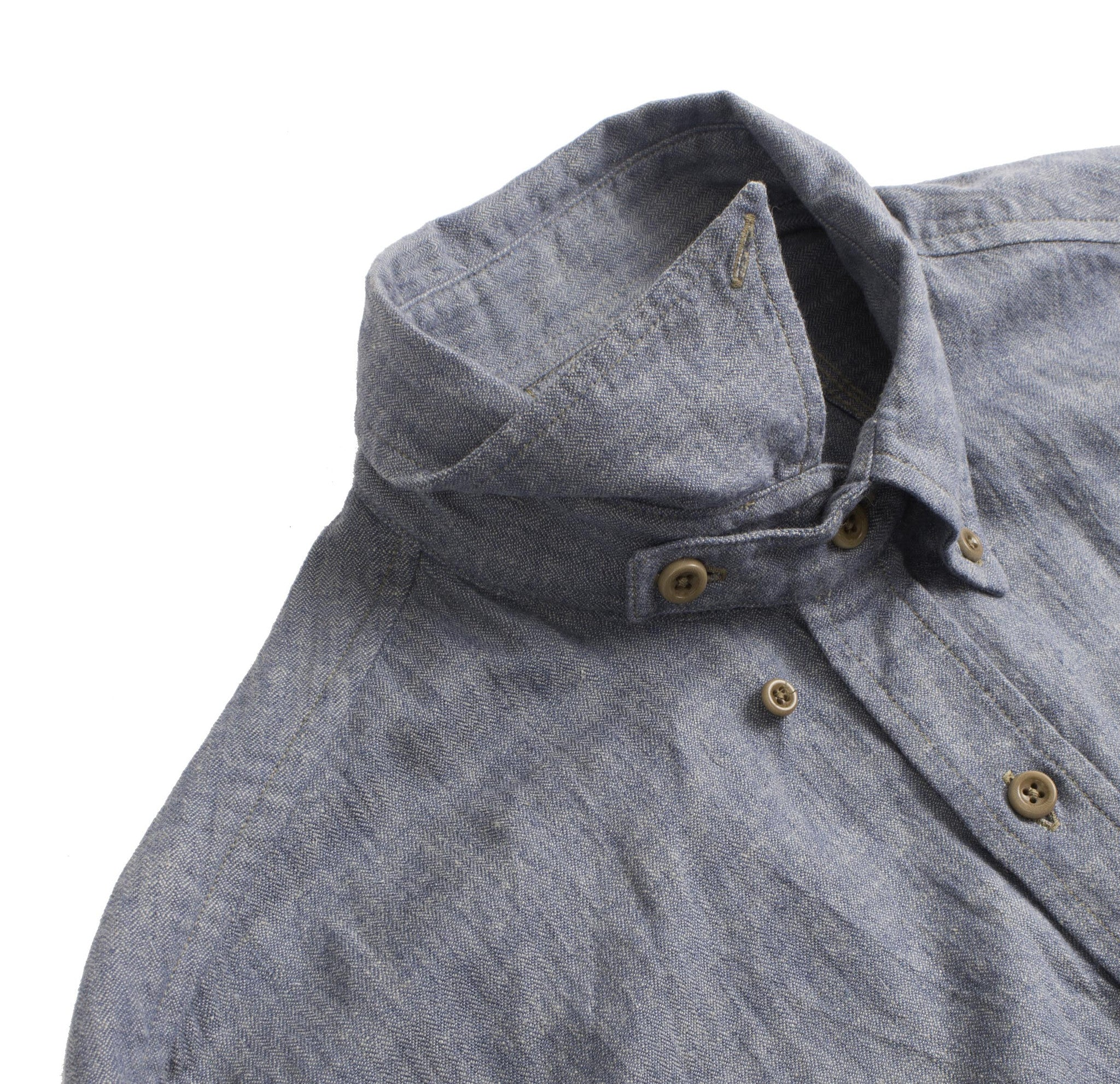 Chambray Herringbone