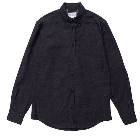 Heavy Oxford Indigo