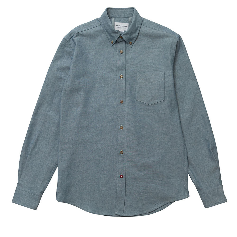 Japanese Selvedge Chambray