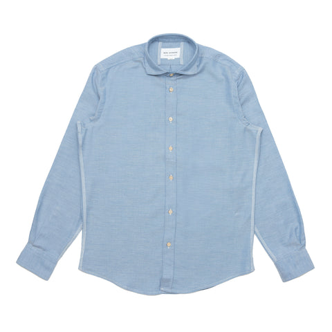 Cashmere Spread Collar - Sky Blue