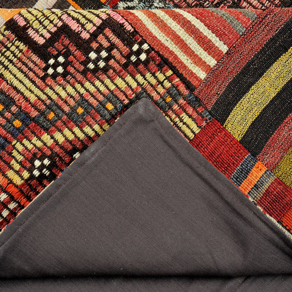 Turkish ANATOLIAN KILIM PATCHWORK 302x202cm